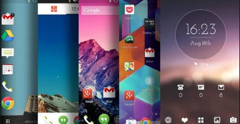 android launcher nedir